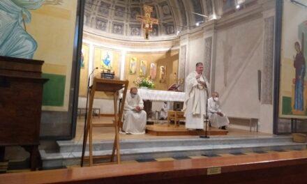 Omelia di d. Giuseppe Scimè – Ss. Corpo e Sangue di Cristo – Sammartini – 06.06.2021