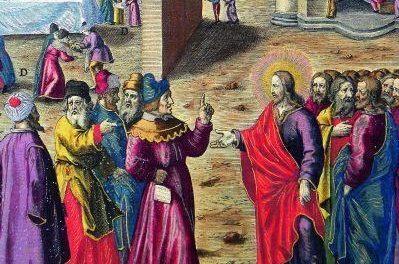 Omelia di d. Giovanni Nicolini e d. Francesco Scimè – XXII domenica del tempo ordinario B – 29.08.2021