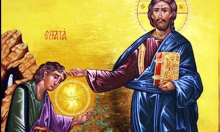 Omelia di d. Francesco Scimè e d. Giovanni Nicolini – XXIII domenica del tempo ordinario B – 05.09.2021