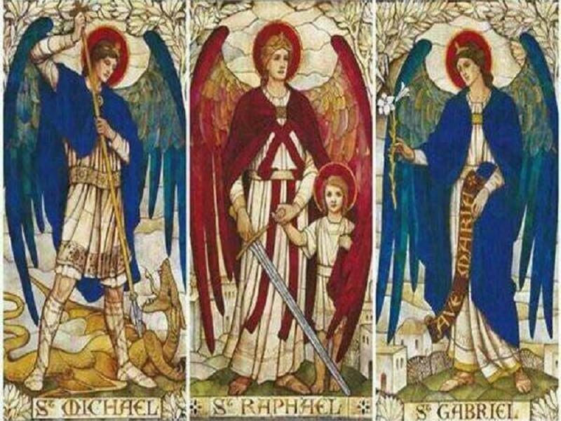 Festa dei Ss. Arcangeli Michele, Gabriele, Raffaele