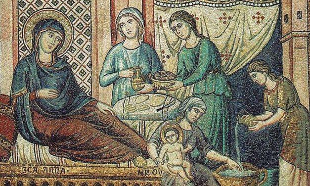 Festa della Natività della Beata Vergine Maria – 8 settembre 2021