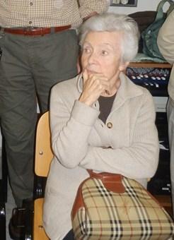 Angelina Alberigo sul Concilio Vaticano II alla Parrocchia della Dozza 11 ottobre 2012